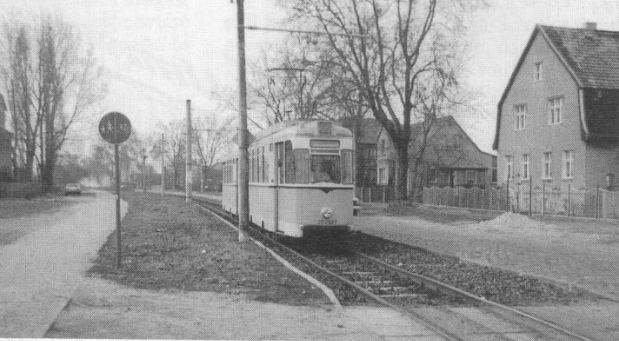 Für Die Pankower Straßenbahn Signalarchivde