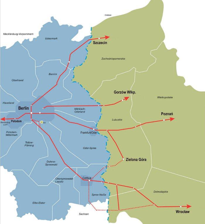 Schienenverbindungen Nach Polen Mussen Dringend Verbessert Werden