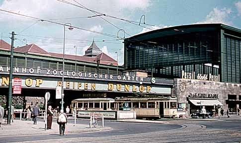 Der Bahnhof Zoo Vorposten Der Ddr In West Berlin Signalarchiv De