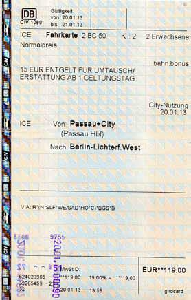 bayern ticket single am automaten kaufen