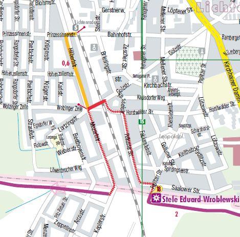 Karte Berlin Lichtenrade.Letzte Lucke Im Berliner Mauerweg Wird Endlich Geschlossen