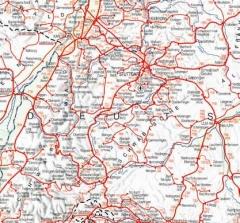 Baden Wurttemberg Karte Db.Das Land Ist Grundsatzlich Bereit Stillgelegte Strecken Zu