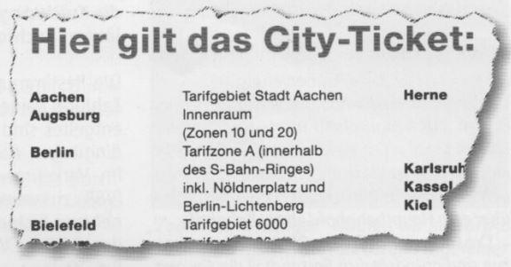 Db Karte Berlin.Cityticket Der Db Muss In Ganz Berlin Gelten Signalarchiv De