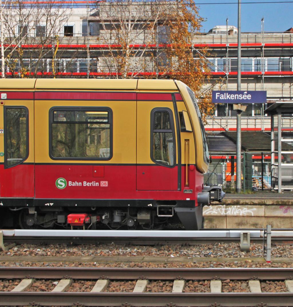 Warum Der Ausbau Der S Bahn Viele Verkehrsprobleme Im Ballungsraum